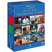 I Corti Pixar  Collezione (3 Dvd) [Italia]