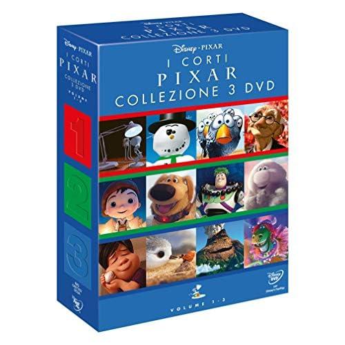 Cof. i Corti Pixar, Vol. 1, 2, 3 (Box Set) (3 DVD)