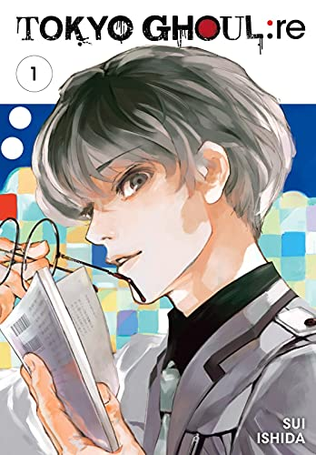 Tokyo Ghoul: re Manga, Vol.1 (English Edition)