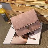 Mdsfe Transer Fashion Women Lady Leather Satchel Handbag Hombro Tote Messenger Crossbody Bag al por Mayor A23 30 - Gris, A2