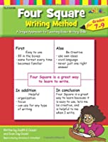 Four Square Writing Method A Unique Approach to Teaching Basic Writing Skills for Grades 7-9