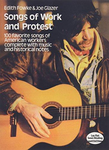 Fowke Edith & Glazer Joe Songs Of Work And Protest 100 Songs Pvg Bk