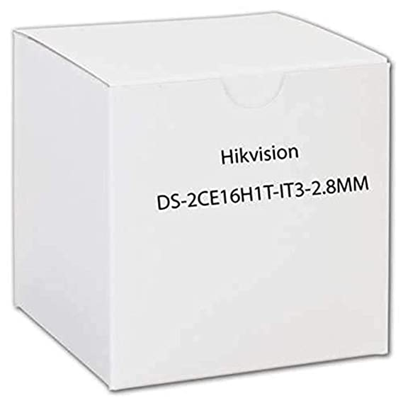 DS-2CE16H1T-IT3-2.8MM 5MP HD EXIR IP Bullet Camera, Hikvision