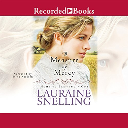 A Measure of Mercy audiobook cover art