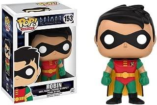 Funko Batman The Animated Series Robin Pop Heroes Figure