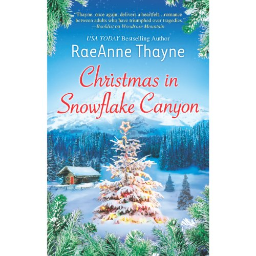 Christmas in Snowflake Canyon cover art