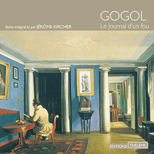 Le Journal d'un fou audiobook cover art