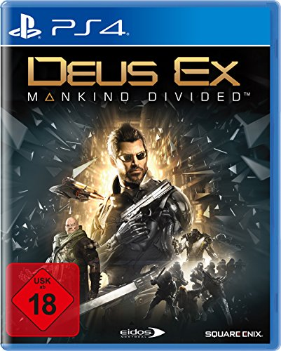 Deus Ex: Mankind Divided - [PlayStation 4]
