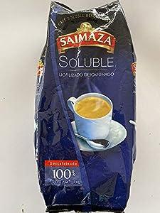 Café Saimaza Soluble Descafeinado Liofilizado 250 gramos