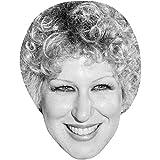 Photo de Bette Midler (BW) Masques de celebrites