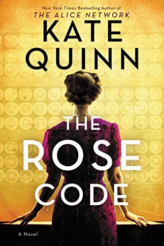 The Rose Code A Novel product image