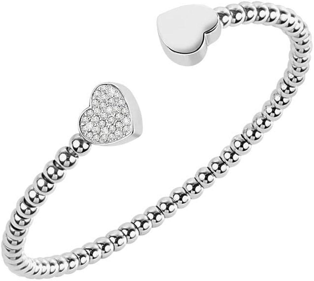 Morellato bracciale cuff donna acciaio_inossidabile SAJE19