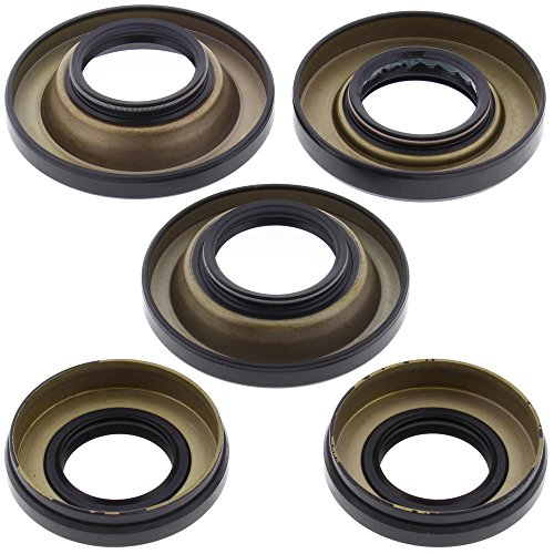All Balls Racing Differential Seal Kit 25-2047-5 Compatible With/Replacement For Honda TRX 680 FA 2006-2017, TRX 650 FA 2003-2005, TRX680 Rincon 2018