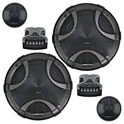 Hertz ESK-165.5 6.5 inc 300W Peak 2-Way Component Speaker System