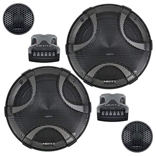 HERTZ ESK-165.5 6.5' 300W Peak 2-Way Component Speaker System