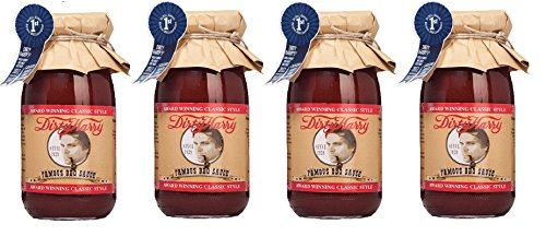 Dirty Harry BBQ Sauce Vorteilspack 4 x 0,25