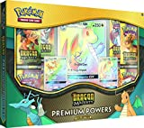Pokemon POK80411 Pokémon TCG: Colección Dragon Majesty Premium Powers