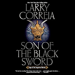 Son of the Black Sword cover art