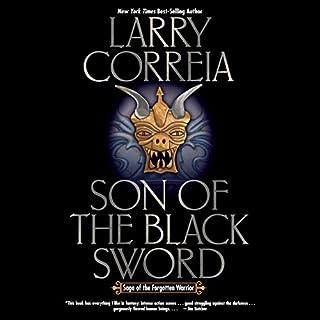 Son of the Black Sword cover art