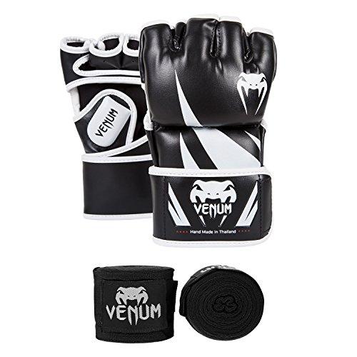Venum Challenger V.02 MMA Set, Schwarz,...