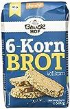 Bauckhof 6-Korn-Brot Vollkorn -