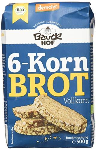 Bauckhof -   6-Korn-Brot