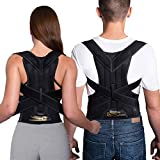 ZSZBACE Breathable Back Support and Lumbar Lower Back Brace Provides Back Pain Relief - Keep Your Spine Safe and Adjustable Belt (L: Waist Length fits 35.4-41.3', Black)