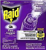 Raid Flea Flogger Plus Killer, Kills Fleas and Hatching Eggs...