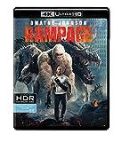 Rampage (4K Ultra HD) [Blu-ray]