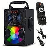 Audiocore AC730 Altavoz Bluetooth Portátil Altavoz Inalámbrico con Potencia de...