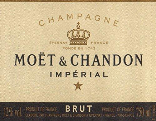 Moët & Chandon Brut Impérial ohne Geschenkverpackung (1 x 0.75 l) - 3