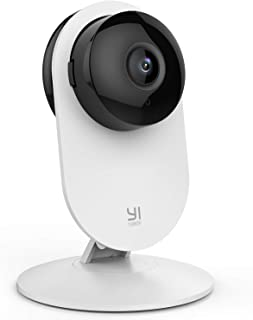 YI Smart Security Camera, 1080p Wifi Home Indoor Camera with AI Human detection, Night vision, Activity alerts for home, p...