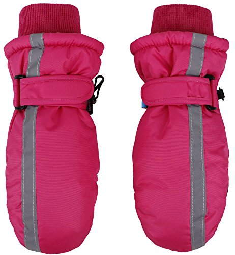 Girls' Cold Weather Mittens