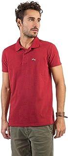 Polo Fit Prêmium Vermelho