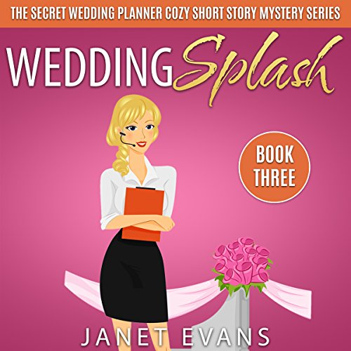 Wedding Splash audiobook cover art