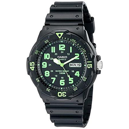 Casio watches Casio Men's MRW200H-3BV Dive Style Neo-Display Sport Watch
