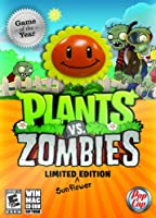 Plants Vs. Zombies - Game of the Year - Limited Edition (Sunflower) (輸入版)