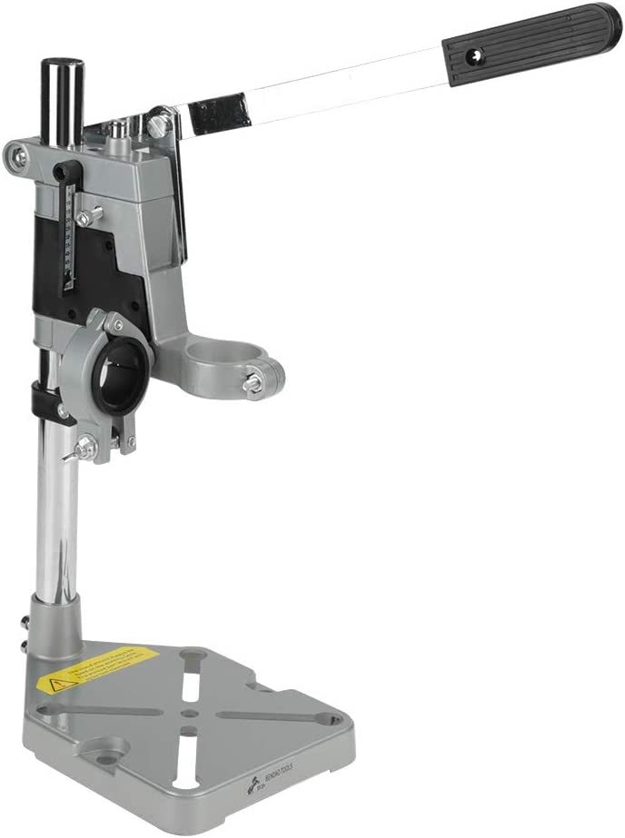 Drill Max 49% Max 72% OFF OFF Stand Heavy-Duty Base Press Double Single Hol Table
