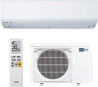 三菱電機 コンパクト設計の霧ヶ峰エアコン『BXVシリーズ』(ピュアホワイト)(200V) MSZ-BXV4020S-W