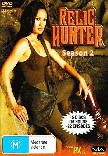 Relic Hunter - Season 2 [UK Compatible]