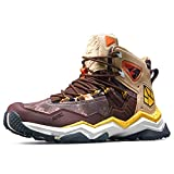 RAX Men's Wild Wolf II Mid Waterproof Lightweight Hiking Boots(US 10.5)