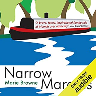 Narrow Margins                   By:                                                                                                                                 Marie Browne                               Narrated by:                                                                                                                                 Lucy Scott                      Length: 9 hrs and 46 mins     43 ratings     Overall 4.2