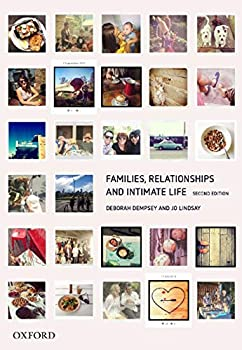 Paperback Families, Relationships and Intimate Life Book