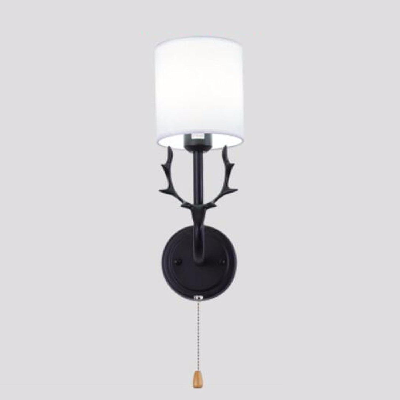 StiefelU LED Wandleuchte nach oben und unten Wandleuchten Schlafzimmer Wand lampe Nachttischlampe Wohnzimmer Restaurant ist ein verkehrskorridor Wandleuchten, B