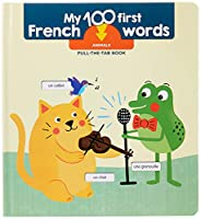 ANIMALS MULTILINGUAL BOARD BOOK (MY 100 FIRST FRENCH WORDS)
