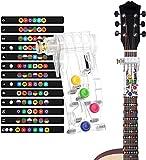 Le système de cours de guitare combine plusieurs accords avec une seule touche, de sorte que les débutants peuvent appuyer sur plusieurs accords en même temps pour jouer. Jouez simplement de la guitare en cliquant sur le bouton dans le guide de cours...