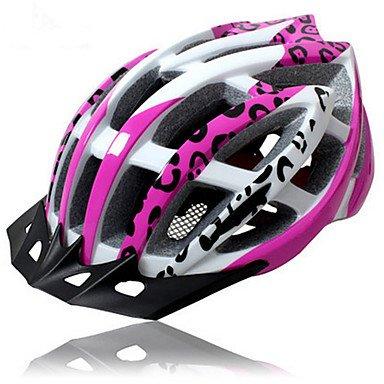 MEEX BATFOX - Casco de ciclismo para mujer, 15 rejillas de ventilación,...