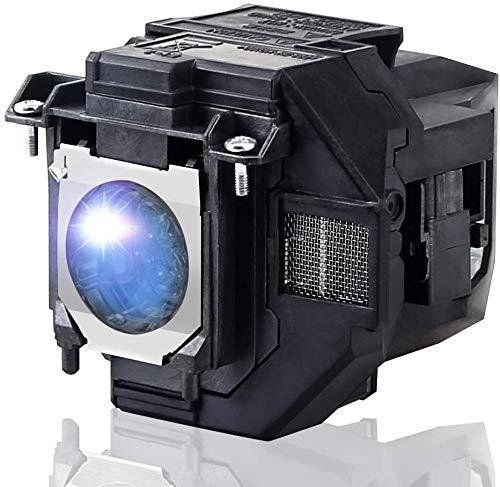 ELPLP96/V13h010l96 Ersatz-Projektorlampe für Epson Powerlite Home Cinema 2100 2150 1060 660 760HD VS250 VS350 VS355 EX9210 EX9220 EX3260 EX5260 EX7260 0 Projektorlampe Mit Gehäuse.