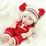 Muñeca de bebé realista con cuerpo de silicona, lavable, realista, recién nacido, realista, bebé recién nacido, de Oshide  10#