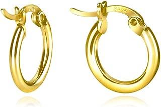 nice gold hoop earrings